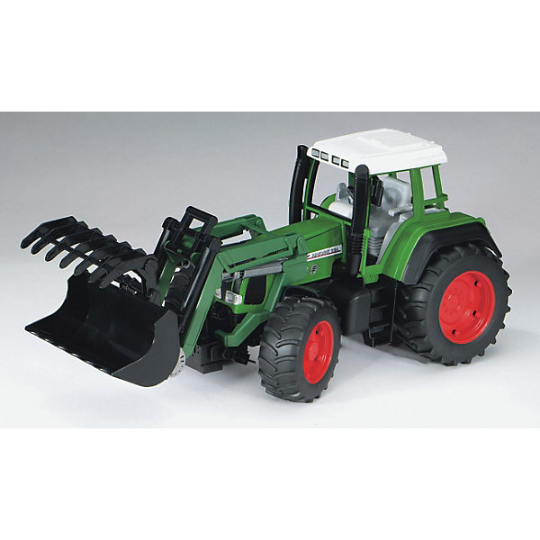 Трактор Fendt Favorit Vario с погрузчиком, Bruder