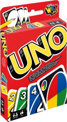 Карточная игра Уно , Mattel Games