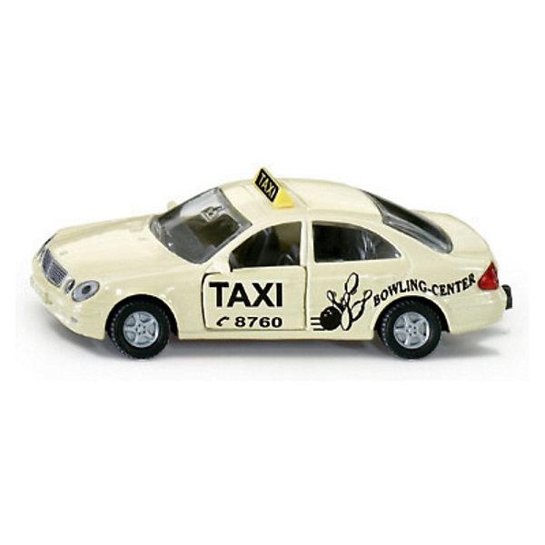 SIKU 1363 ТаксиМашинки<br>Такси 1363, Siku, станет замечательным подарком для автолюбителей всех возрастов. Модель представляет из себя реалистичную копию автомобиля такси марки Мерседес-Бенц и отличается высокой степенью детализации и тщательной проработкой всех элементов. Машина оснащена прозрачными лобовыми стеклами, в салоне можно увидеть сиденья и руль, передние двери открываются, подвижные колеса вращаются. Корпус модели выполнен из металла, детали изготовлены из ударопрочной пластмассы.<br><br>Дополнительная информация:<br><br>- Материал: металл, пластик.<br>- Масштаб: 1:55.<br>- Размер: 9,8 x 3,8 x 7,8 см.<br>- Вес: 100 гр.<br><br> 1363 Такси, Siku, можно купить в нашем интернет-магазине.<br>Ширина мм: 98; Глубина мм: 81; Высота мм: 40; Вес г: 62; Возраст от месяцев: 36; Возраст до месяцев: 96; Пол: Мужской; Возраст: Детский; SKU: 1439852;