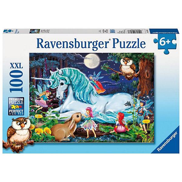 Купить Пазл «Зачарованный лес» XXL 100 деталей, Ravensburger, Унисекс