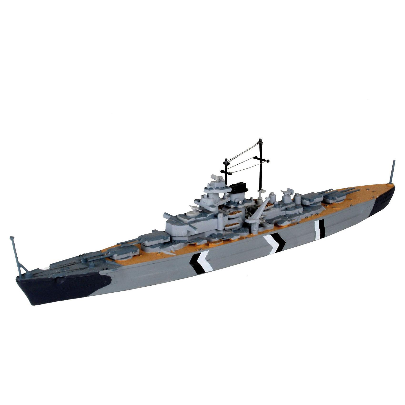 Revell Корабль Линкор «Бисмарк», Revell