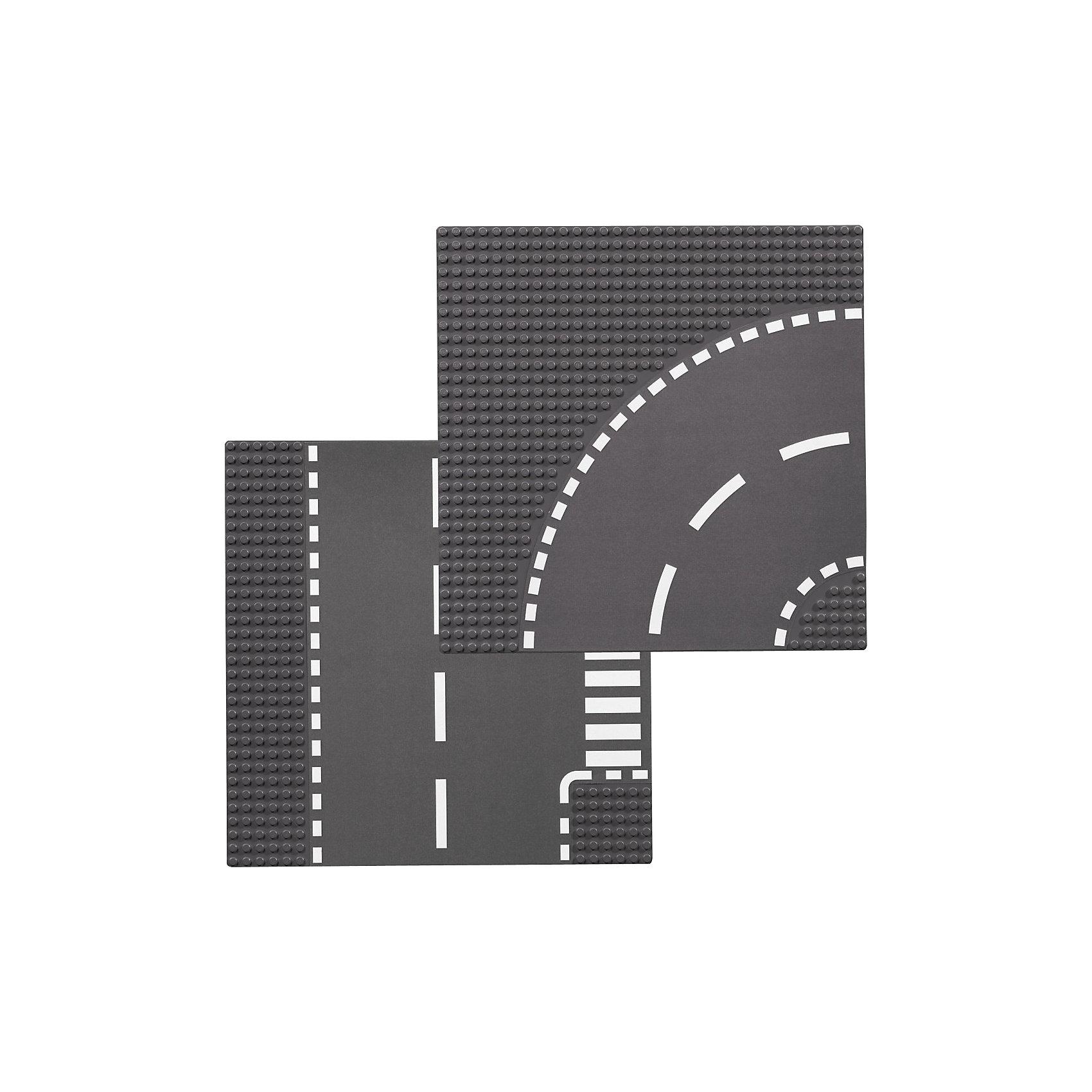 LEGO 7281 City: Т-соединения и изогнутые рельсыПластмассовые конструкторы<br>Набор LEGO City Поворот и Т-образный перекресток (LEGO 7281) станет прекрасным дополнением для любого города LEGO. <br><br>С его помощью можно увеличить и усовершенствовать трассу. Набор отлично развивает детскую фантазию, предлагая новые идеи для игр. <br><br>Детали: <br><br>- в комплекте Т-образный перекресток и поворот <br>- размеры каждой пластины: 25 х 25 см <br>- количество креплений на каждой пластине: 32 х 32 <br><br>Дополнительная информация: <br><br>- LEGO-артикул: 7281 <br>- Возраст: от 5 лет <br>- Количество деталей: 2 строительных пластины LEGO<br>- Серия: ЛЕГО Сити<br><br>LEGO 7281 City: Т-соединения и изогнутые рельсы можно купить в нашем магазине.<br><br>Ширина мм: 273<br>Глубина мм: 266<br>Высота мм: 15<br>Вес г: 194<br>Возраст от месяцев: 60<br>Возраст до месяцев: 144<br>Пол: Мужской<br>Возраст: Детский<br>SKU: 1462464