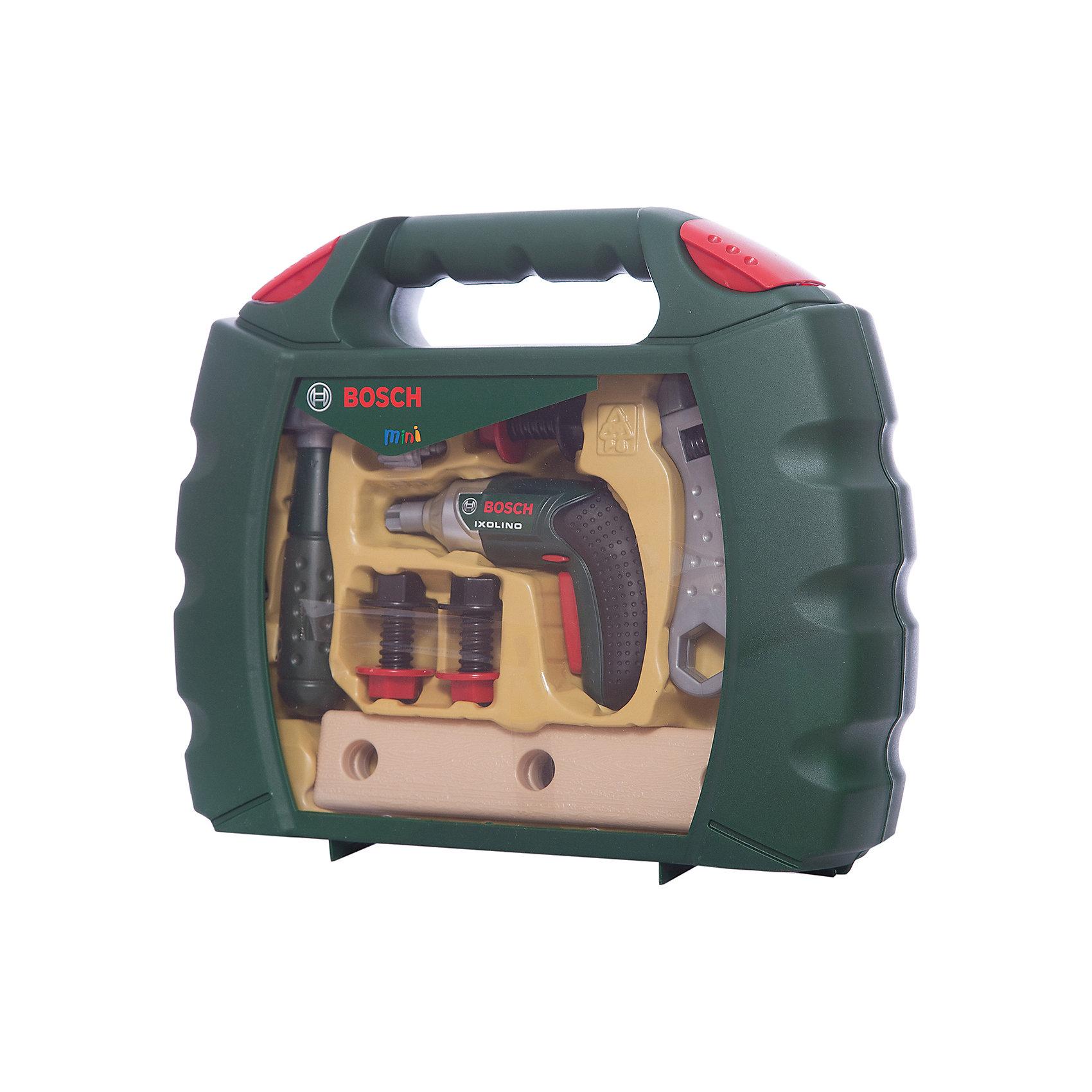klein Набор инструментов Bosch, Klein набор bosch дрель аккумуляторная gsb 18 v ec 0 601 9e9 100 адаптер gaa 18v 24