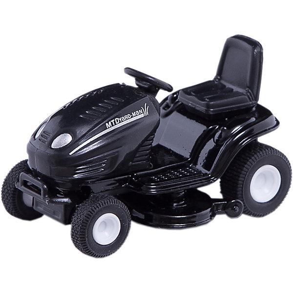 SIKU 1312 Садовый трактор-газонокосилка 1:32Машинки<br>SIKU (СИКУ) 1312 Садовый трактор-газонокосилка 1:32<br><br>Игрушечная модель газонокосилка, корпус выполнен из металла, колёса выполнены из резины и вращаются, можно катать.<br><br>Дополнительная информация:<br>-Размеры: 5,5 x 4,3 x 3,2 см<br>-Материал: металл с элементами пластмассы<br><br>Интересная модель садовой газонокосилки прекрасно подходит для мальчишеских сюжетно-ролевых игр.<br><br>SIKU (СИКУ) 1312 Садовый трактор-газонокосилка 1:32 можно купить в нашем магазине.<br>Ширина мм: 97; Глубина мм: 78; Высота мм: 45; Вес г: 41; Возраст от месяцев: 36; Возраст до месяцев: 96; Пол: Мужской; Возраст: Детский; SKU: 1520007;