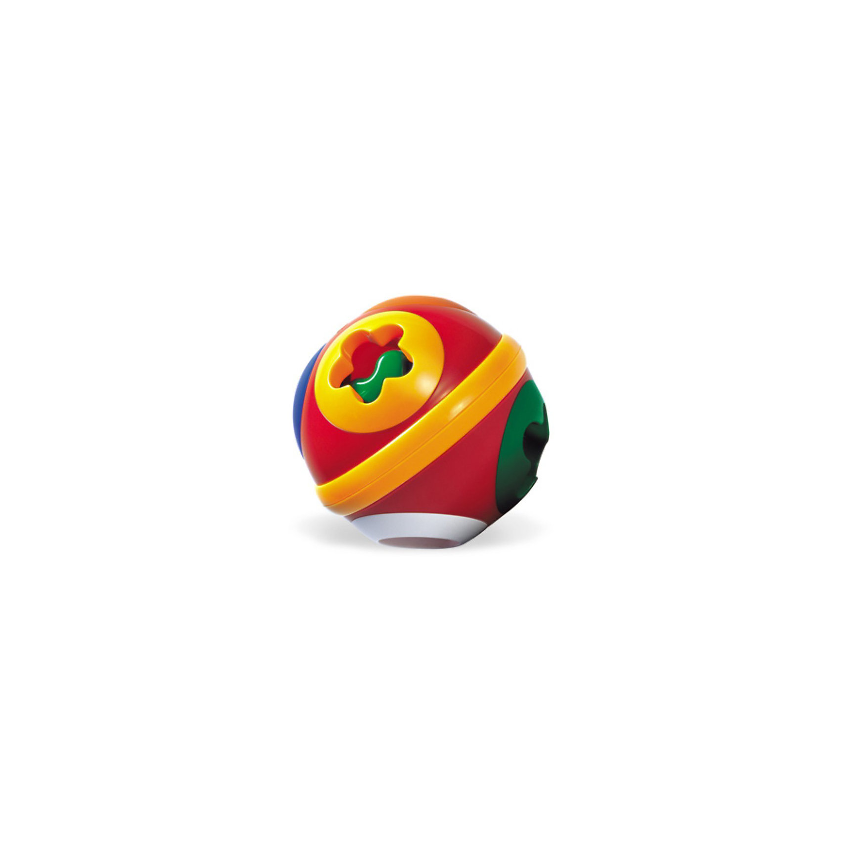 TOLO TOLO Развивающая игра Формочки (вращающийся шар) tolo гирлянда медвежата