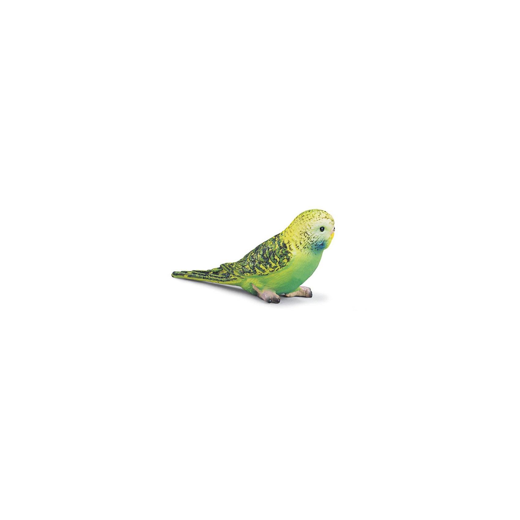 Schleich Schleich Волнистый попугайчик, зеленый. Серия Домашние животные schleich