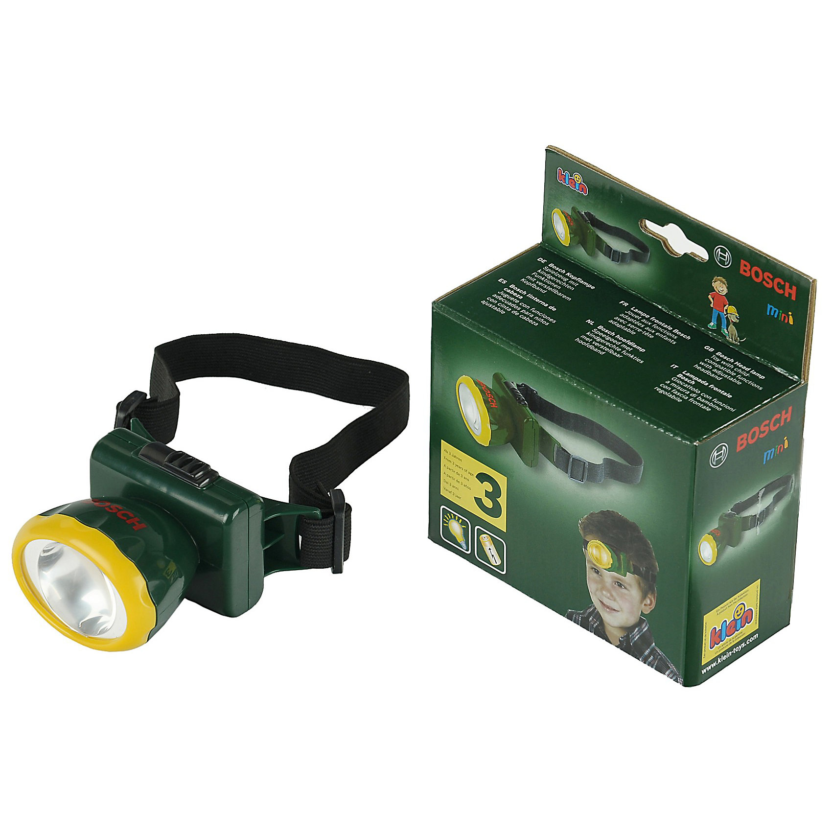 klein Налобный фонарик Bosch, Klein налобный фонарь sunree l40 ipx8 4led