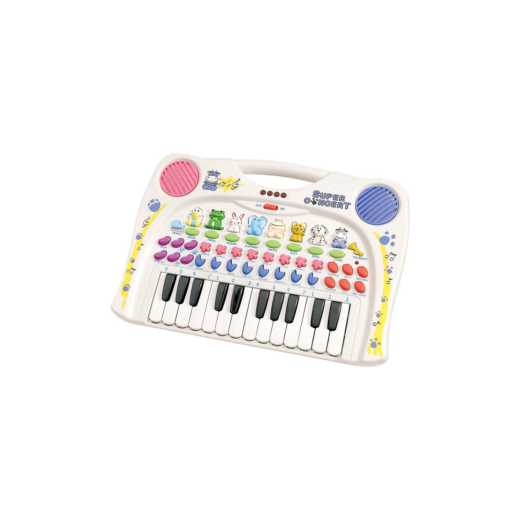 Simba Детское пианино на батарейках