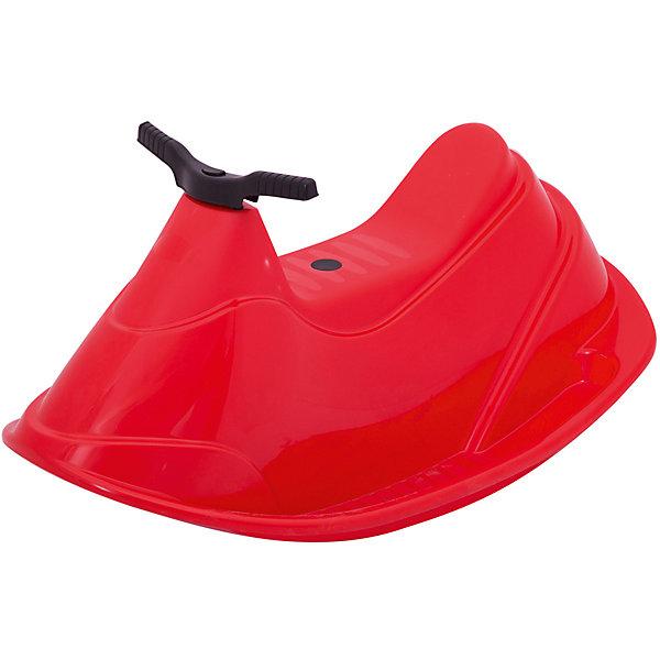 Качели - Водный Мотоцикл, PalPlay, красныеКачели и качалки<br>Marianplast Качели - Водный Мотоцикл – яркая и удобная качалка, предназначенная для использования на суше.<br><br>Снабжена удобными ручками и имеет выгнутое основание, благодаря которому на Водном мотоцикле можно раскачиваться вперед-назад.<br><br>Дополнительная информация:<br><br>- Высота сиденья - 42 см.<br>- Материал: прочный пластик<br>- Размер (см): 48X84X42 <br><br>Эта игрушка прекрасно разнообразит досуг вашего ребенка  с пользой для физического развития. Оригинальный дизайн качалки обязательно понравится Вашему малышу!<br>Ширина мм: 850; Глубина мм: 460; Высота мм: 400; Вес г: 1610; Возраст от месяцев: 12; Возраст до месяцев: 1164; Пол: Унисекс; Возраст: Детский; SKU: 1615968;