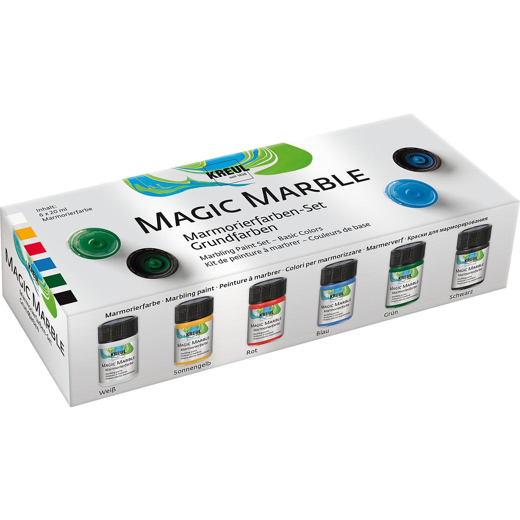 Как сделать краски для мраморирования