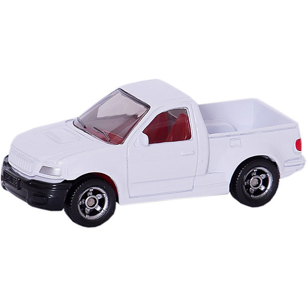 SIKU 0867 Пикап Ranger 1 1:55Машинки<br>SIKU (СИКУ) 0867 Пикап Ranger 1 1:55<br><br>Корпус выполнен из металла, лобовое, заднее и боковые стёкла из прозрачной тонированной пластмассы, колёса выполнены из пластика и вращаются, можно катать.<br><br>Дополнительная информация:<br>-Материал: металл с элементами пластмассы<br>-Размер игрушки: 8,7 x 3,6 x 3,1 см<br><br>Подобная игрушка окрасит несколько часов для вашего ребенка в привлекательный оттенок захватывающей игры.<br><br>SIKU (СИКУ) 0867 Пикап Ranger 1 1:55 можно купить в нашем магазине.<br><br>Ширина мм: 96<br>Глубина мм: 78<br>Высота мм: 35<br>Вес г: 66<br>Возраст от месяцев: 36<br>Возраст до месяцев: 96<br>Пол: Мужской<br>Возраст: Детский<br>SKU: 1636672
