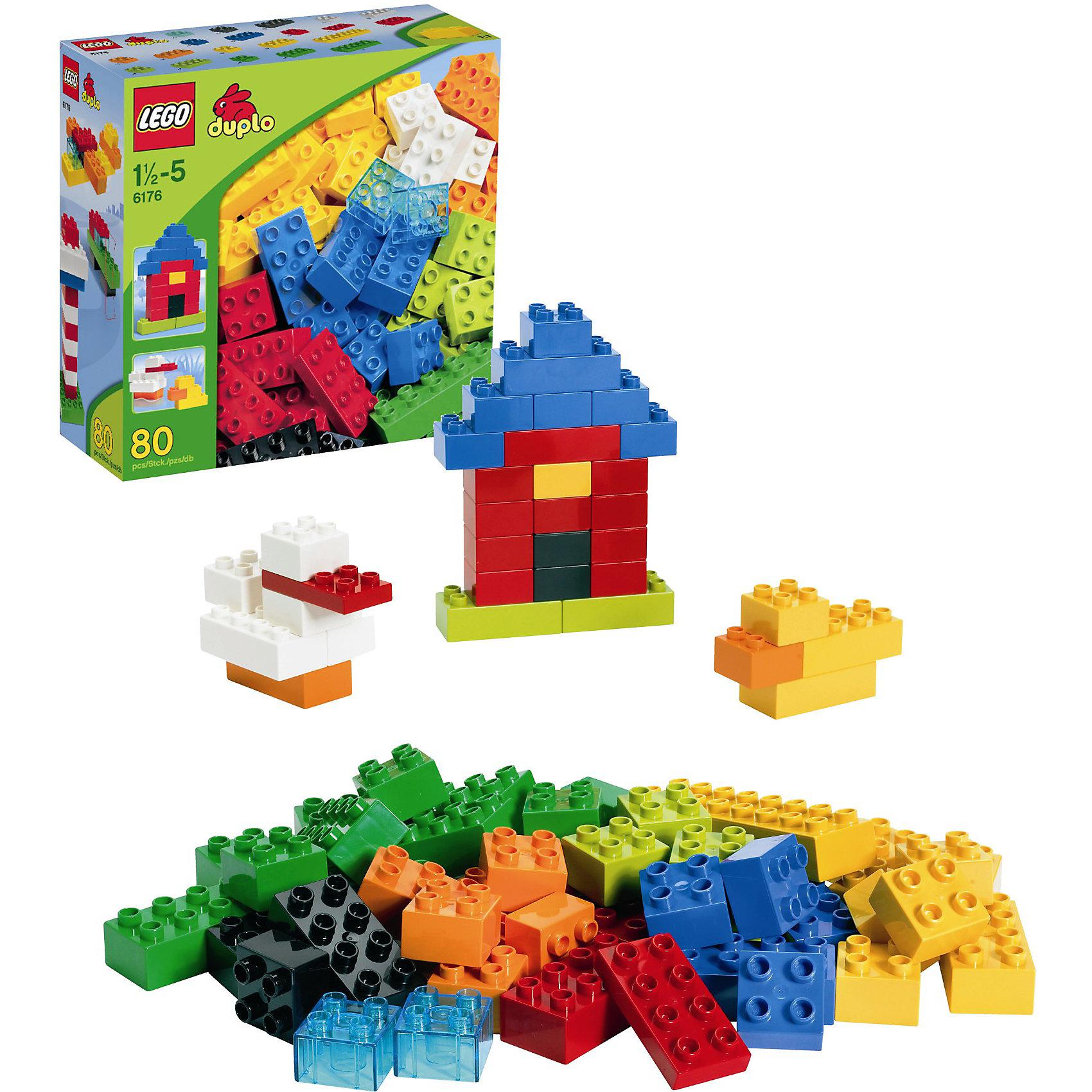 LEGO LEGO DUPLO 6176 Основные элементы lego lego duplo набор деталей для творческого конструирования