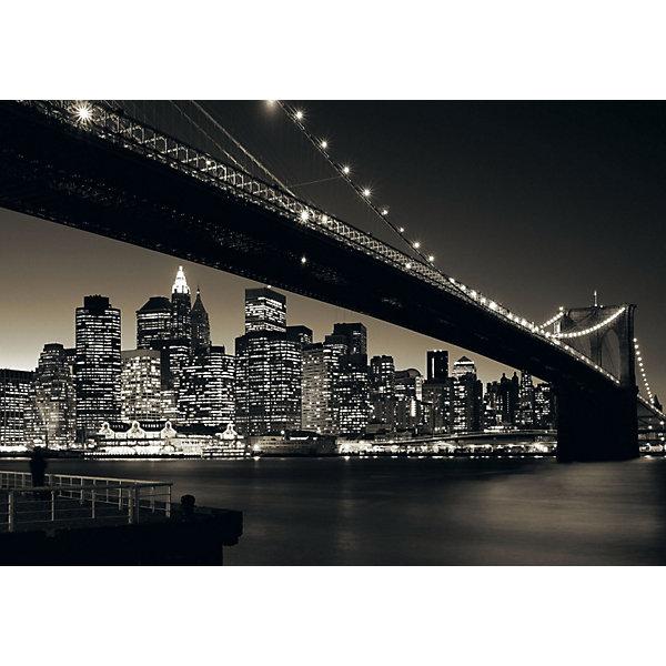 Ravensburger Пазл Бруклинский мост, 1000 деталейПазлы классические<br>Прекрасный пазл с изображением Манхэттена. <br><br>Размер готового пазла: 70 x 50 см<br>Ширина мм: 376; Глубина мм: 276; Высота мм: 59; Вес г: 848; Возраст от месяцев: 144; Возраст до месяцев: 228; Пол: Унисекс; Возраст: Детский; Количество деталей: 1000; SKU: 1771451;