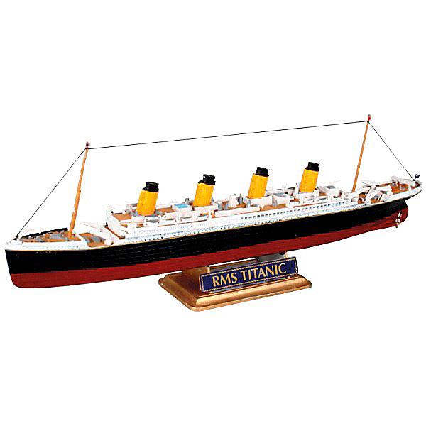 Пароход R.M.S. Titanic, Revell