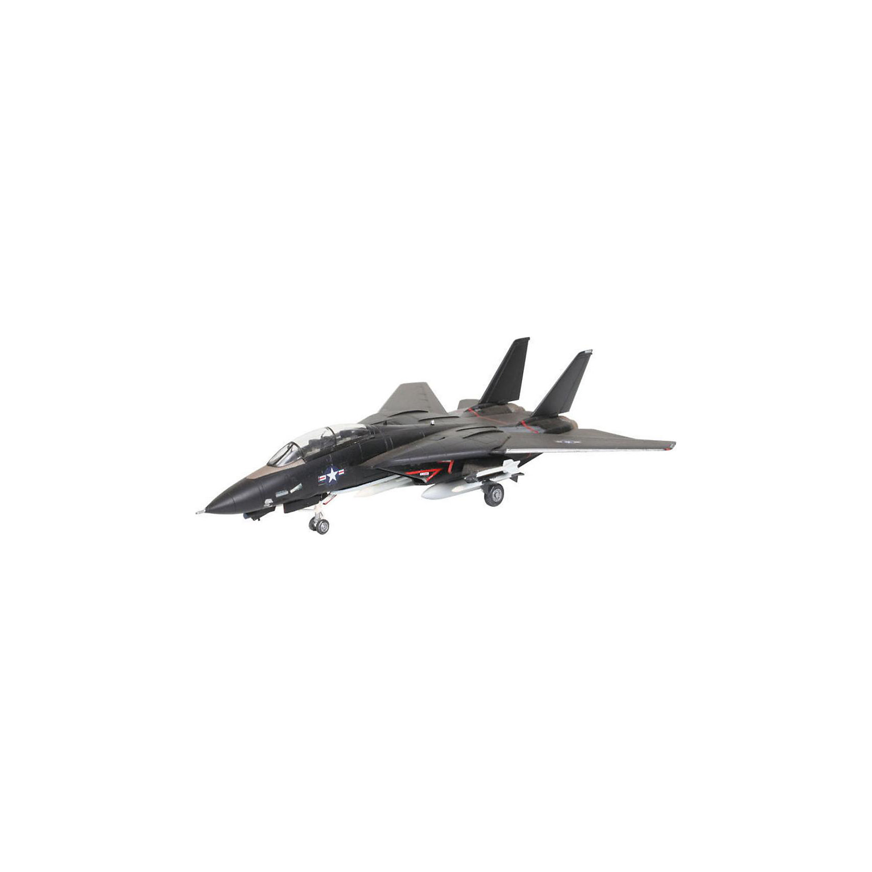 Набор Самолет F-14A Tomcat Black BunnyМодели для склеивания<br>F-14A Tomcat - американский двухместный реактивный истребитель-перехватчик четвёртого поколения. Самолет был разработан в 1970-х для замены истребителя F-4. Модификация F-14A является двухместным всепогодным истребителем-перехватчиком. Кроме того в состав вооружения были добавлены высокоточные боеприпасы. Всего на вооружение ВМС США было поставлено 545 таких самолётов. С 2006 года F-14 снят с вооружения. <br>Масштаб: 1:144 <br>Количество деталей: 49 <br>Длина модели: 134 мм <br>Размах крыльев: 130 мм <br>Подойдет для детей старше 10-и лет <br>В набор входят краски, клей и кисточки.<br><br>Ширина мм: 270<br>Глубина мм: 230<br>Высота мм: 33<br>Вес г: 230<br>Возраст от месяцев: 84<br>Возраст до месяцев: 1188<br>Пол: Мужской<br>Возраст: Детский<br>SKU: 1773030