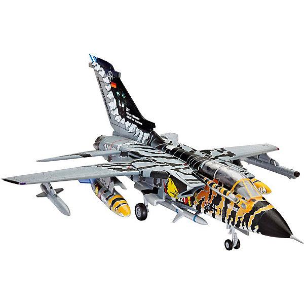 Сборка самолет Tornado IDSМодели для склеивания<br>Характеристики товара:<br><br>• возраст: от 6 лет;<br>• масштаб: 1:225<br>• материал: пластик; <br>• клей и краски в комплект не входят;<br>• длина модели: 7 см;<br>• бренд, страна бренда: Revell (Ревел),Германия;<br>• страна-изготовитель: Польша.<br><br>Сборная мини-модель «Самолет Tornado IDS» поможет вам и вашему ребенку придумать увлекательное занятие на долгое время и получить игрушку в виде настоящего военного самолета. Немецкий истребитель-бомбардировщик Tornado IDS является одним из основных самолетов НАТО.<br><br>Набор включает в себя пластиковые элементы и подробную инструкцию. Все детали предварительно окрашены, а сама модель собирается без клея, при помощи специальных зажимов. Готовый истребитель украсит стол или книжную полку ребенка. <br><br>Процесс сборки развивает интеллектуальные и инструментальные способности, воображение и конструктивное мышление, а также прививает практические навыки работы со схемами и чертежами.<br><br>Сборную мини-модель «Самолет Tornado IDS», 7 см., Revell (Ревел) можно купить в нашем интернет-магазине.<br><br>Ширина мм: 110<br>Глубина мм: 21<br>Высота мм: 132<br>Вес г: 30<br>Возраст от месяцев: -2147483648<br>Возраст до месяцев: 2147483647<br>Пол: Унисекс<br>Возраст: Детский<br>SKU: 1773060