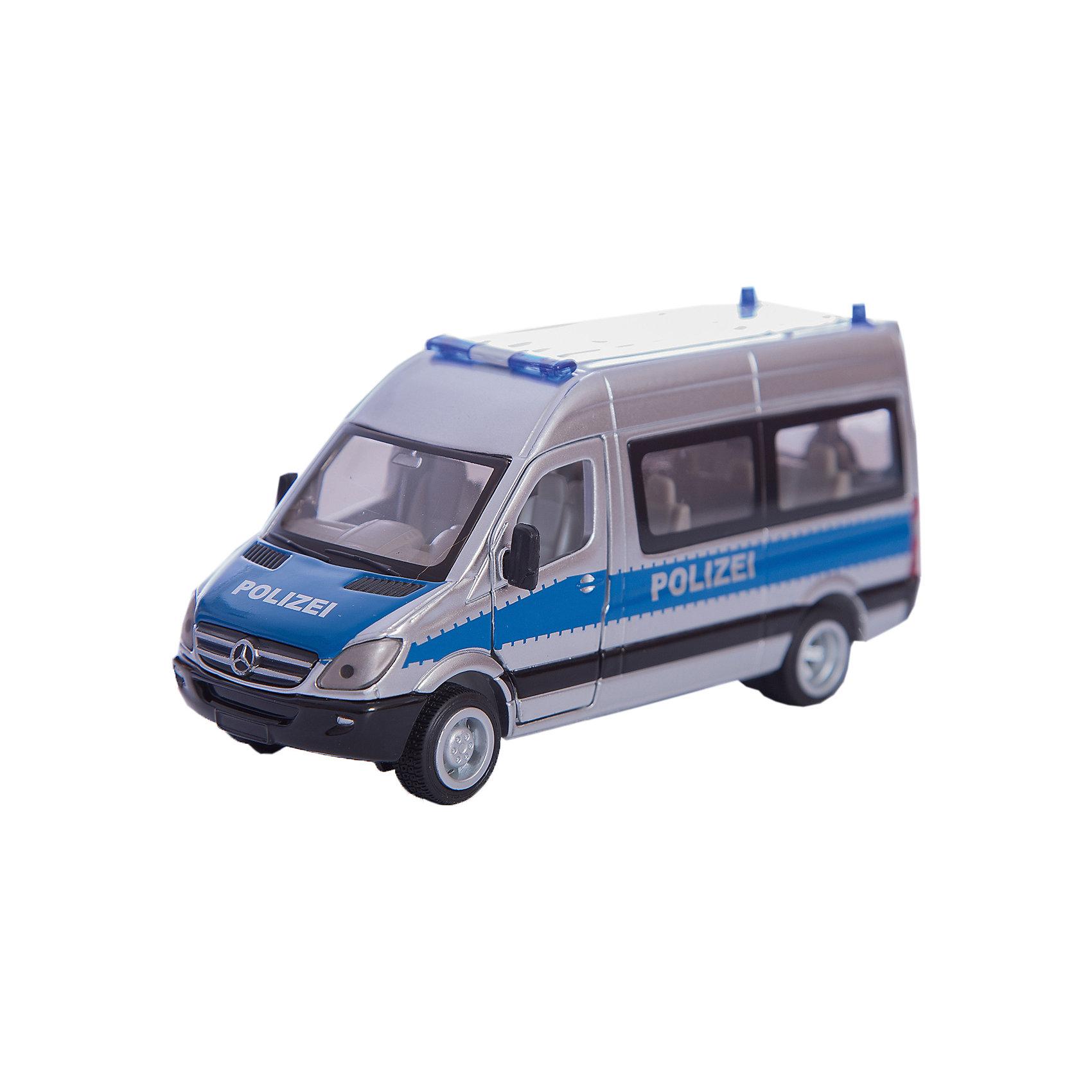 SIKU SIKU 2313 Полицейский микроавтобус 1:50 как и где купить микроавтобус