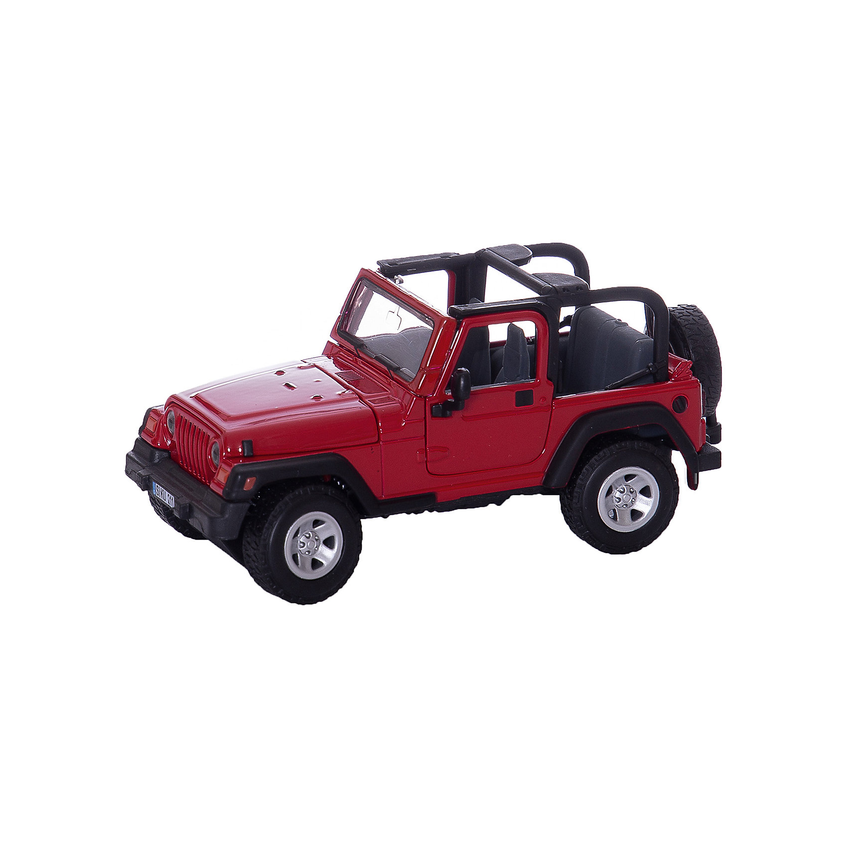 SIKU SIKU 4870 Jeep Wrangler 1:32 maisto jeep wrangler rubicon fire engine 1 18 scale alloy model metal diecast car toys high quality collection kids toys gift