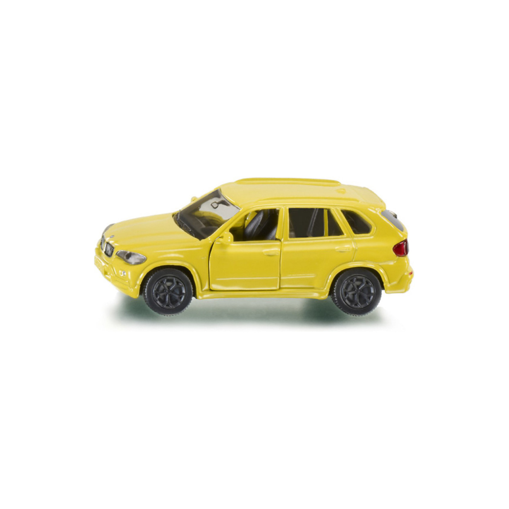 SIKU Внедорожник BMW X5, SIKU siku siku 1007 bmw 645i cabrio