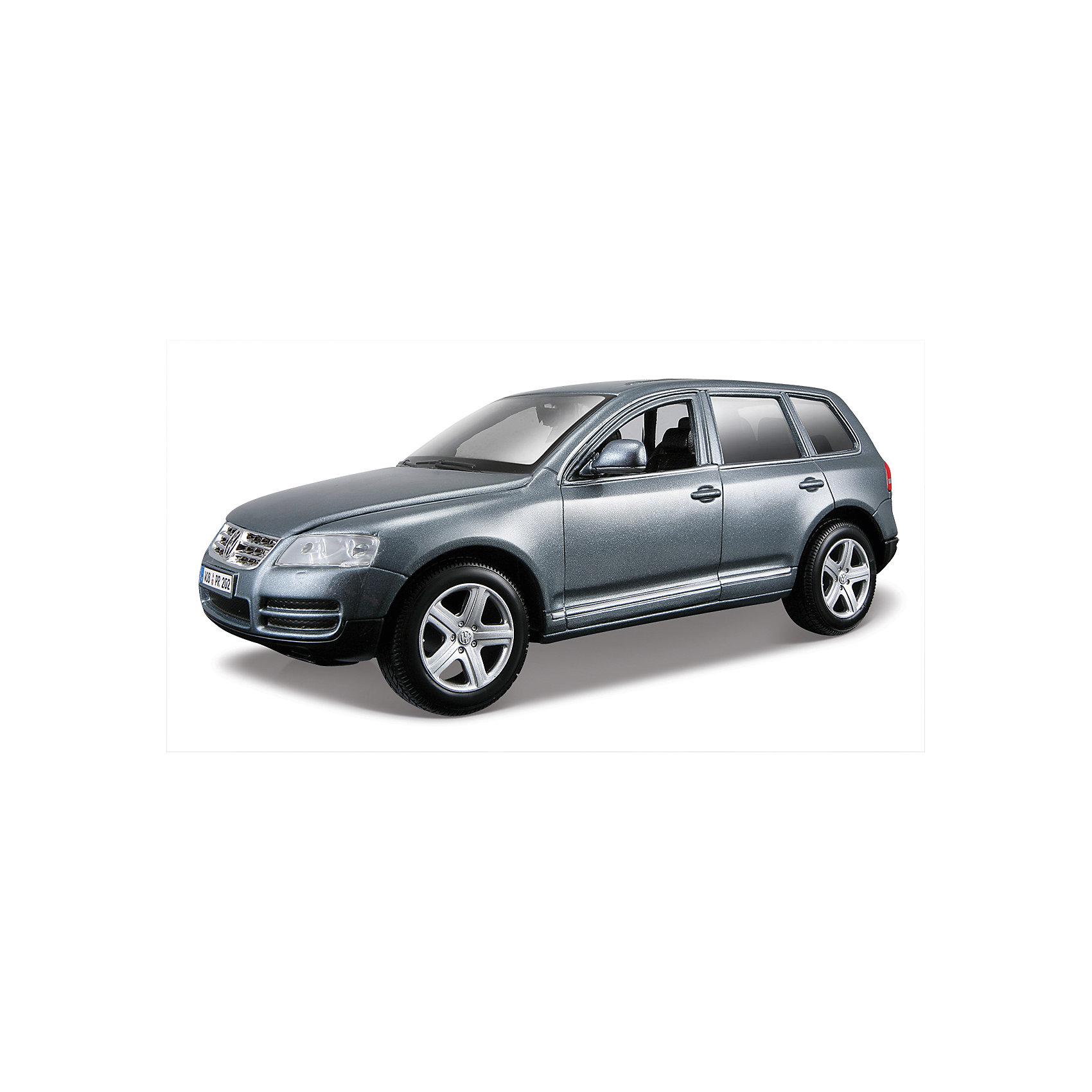 ������ Volkswagen Touareg ������.,1:24, Bburago