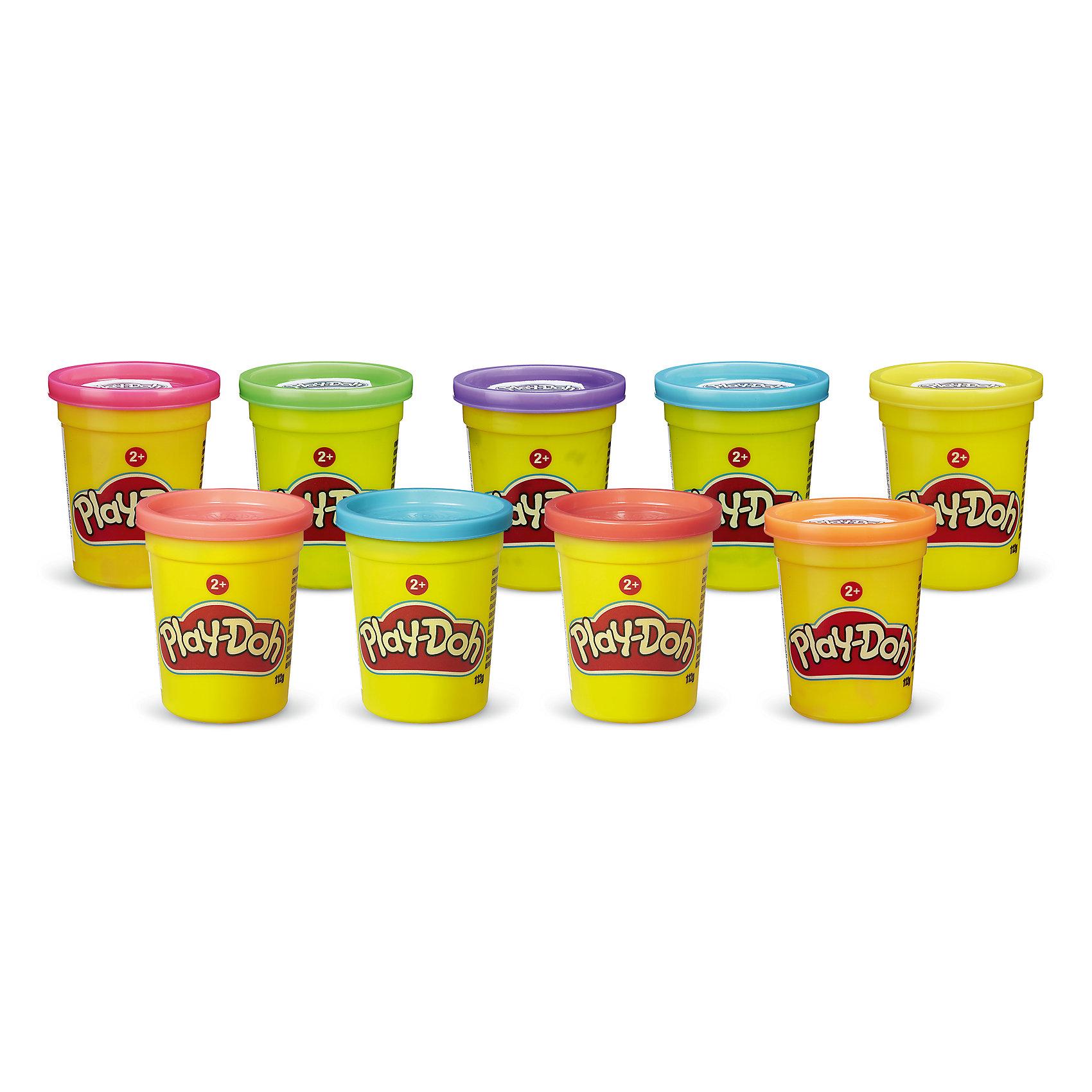 Hasbro Play-Doh Пластилин 1 банка hasbro play doh игровой набор из 3 цветов цвета в ассортименте с 2 лет