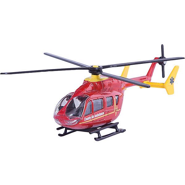SIKU 1647 Вертолет-такси 1:87Самолёты и вертолёты<br>Воздушное такси из серии SIKU SUPER. Эксклюзивный металлический вертолет в масштабе 1:87 с надписью Heli-Taxi (вертолет-такси). Вращающиеся винты, устойчивые полозья, высокая точность деталей.<br><br>Размеры: (Д х Ш х В) 14,5 x 2,8 x 3,9 см<br><br>+++Примечание+++<br>Фирма SIKU оставляет за собой право на изменение цвета и технических характеристик моделей. При демонстрации новинок в ряде случаев используются оригинальные фотографии и прототипы. Поставляемая модель может отличаться от представленной на фотографии.<br><br>Ширина мм: 197<br>Глубина мм: 81<br>Высота мм: 35<br>Вес г: 69<br>Возраст от месяцев: 36<br>Возраст до месяцев: 96<br>Пол: Мужской<br>Возраст: Детский<br>SKU: 1851893