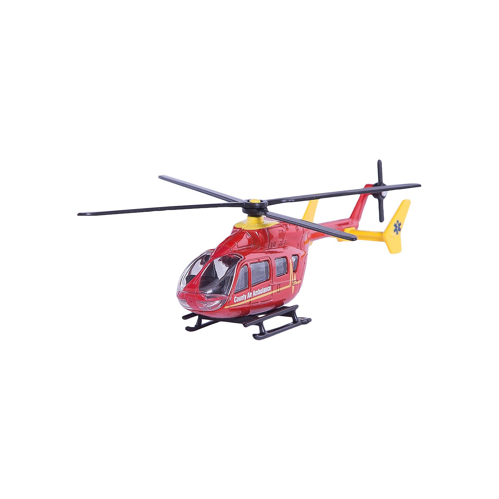 SIKU SIKU 1647 Вертолет-такси 1:87 автомобиль siku бугатти eb 16 4 1 55 красный 1305