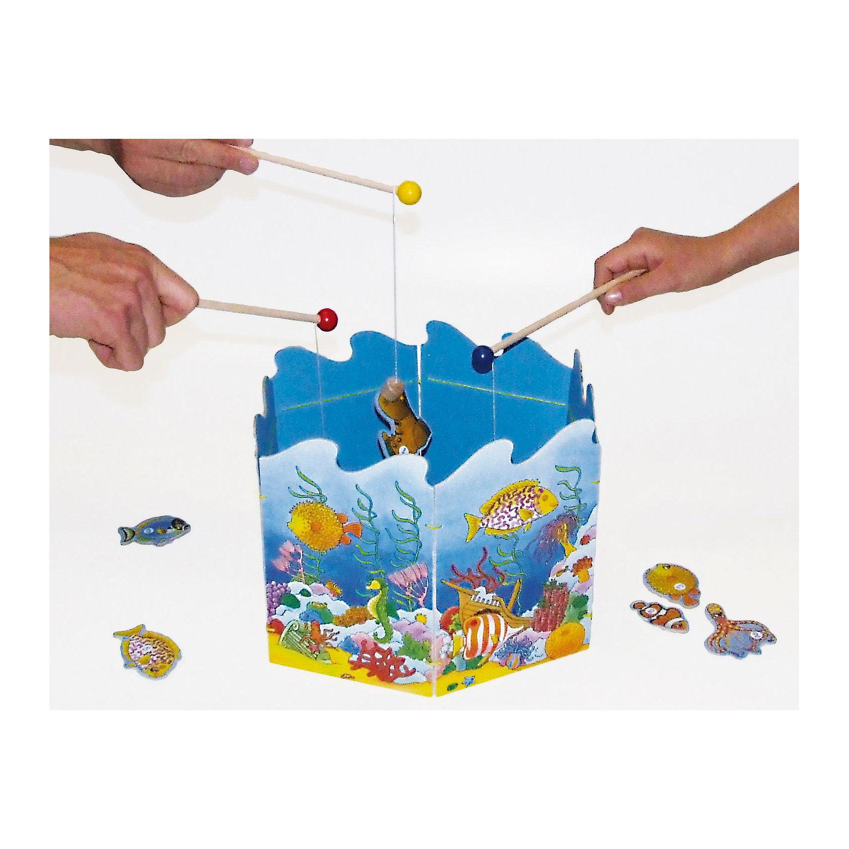 детская игрушка рыбалка на магнитах своими руками