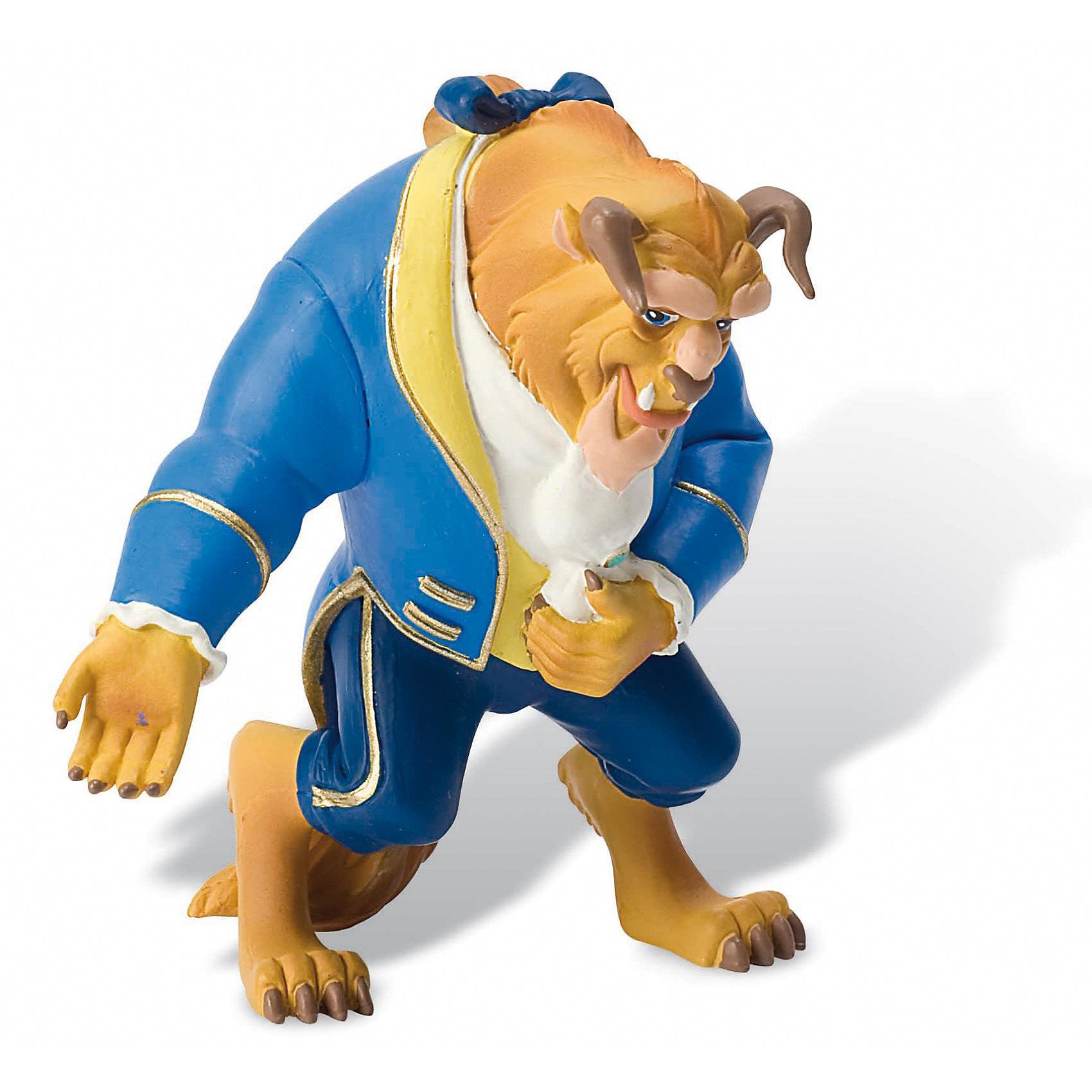 Фигурка Чудовище,  DisneyКоллекционные и игровые фигурки<br>Фигурка Чудовища из мультфильма Уолта Диснея «Красавица и чудовище». Теперь можно разыгрывать сценки из любимого с детства мультфильма студии Дисней, придумывая новые приключения для его героев. Одетый в голубой костюм с белым воротничком, заколдованный принц вызывает желание помочь ему, немедленно превратить в человека. Игрушка может быть использована детьми в качестве героя в придуманных играх. Фигурка выполнена из высококачественных нетоксичных материалов, безопасна для детей. <br><br>Дополнительная информация:<br><br>Размер: 10 см <br>Материал: термопластичный каучук высокого качества. <br> <br><br>Фигурку Чудовище,  Disney можно купить в нашем магазине.<br><br>Ширина мм: 113<br>Глубина мм: 99<br>Высота мм: 53<br>Вес г: 98<br>Возраст от месяцев: 36<br>Возраст до месяцев: 96<br>Пол: Женский<br>Возраст: Детский<br>SKU: 1985034