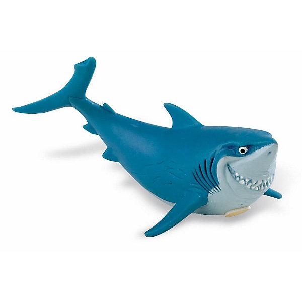 Фигурка Брюс,  DisneyКоллекционные и игровые фигурки<br>Фигурка акулы Брюса из мультфильма «В поисках Немо». Очаровательный Брюс (Бугор) – это зубастая акула. Он очень хочет стать хорошим, но для этого необходимо измениться и помогать всем нуждающимся. И он становится вегетарианцем, его лучшими друзьями являются маленькие рыбки. Игрушка выполнена из высококачественных, нетоксичных материалов и безопасна для детей. <br><br>Дополнительная информация:<br><br>Размер:10см <br>Материал: термопластичный каучук высокого качества. <br> <br>Фигурку Брюс,  Disney можно купить в нашем магазине.<br><br>Ширина мм: 92<br>Глубина мм: 4<br>Высота мм: 38<br>Вес г: 28<br>Возраст от месяцев: 36<br>Возраст до месяцев: 96<br>Пол: Женский<br>Возраст: Детский<br>SKU: 1985052