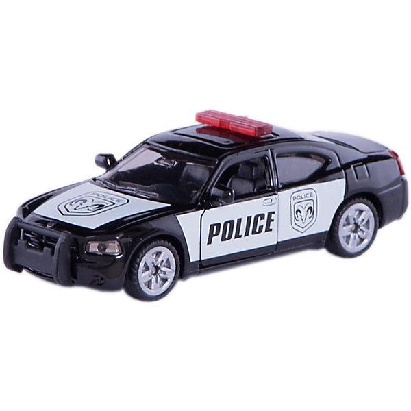 SIKU 1404 Полицейская машинаМашинки<br>Полицейская машина 1404, Siku, станет замечательным подарком для автолюбителей всех возрастов. Модель представляет из себя реалистичную копию полицейского автомобиля и отличается высокой степенью детализации и тщательной проработкой всех элементов. Машина оснащена прозрачными лобовыми стеклами, в салоне можно увидеть сиденья и руль, передние двери открываются, на крыше установлен проблесковый маячок. Машинку можно катать благодаря подвижным колесам. Корпус модели выполнен из металла, детали изготовлены из ударопрочной пластмассы.<br><br>Дополнительная информация:<br><br>- Материал: металл, пластик.<br>- Масштаб: 1:55.<br>- Размер: 8,8 x 4 x 3 см.<br>- Размер упаковки: 10 х 8 х 4 см.<br>- Вес: 68 гр. <br><br> 1404 Полицейскую машину, Siku, можно купить в нашем интернет-магазине.<br>Ширина мм: 96; Глубина мм: 78; Высота мм: 38; Вес г: 74; Возраст от месяцев: 36; Возраст до месяцев: 96; Пол: Мужской; Возраст: Детский; SKU: 1999728;