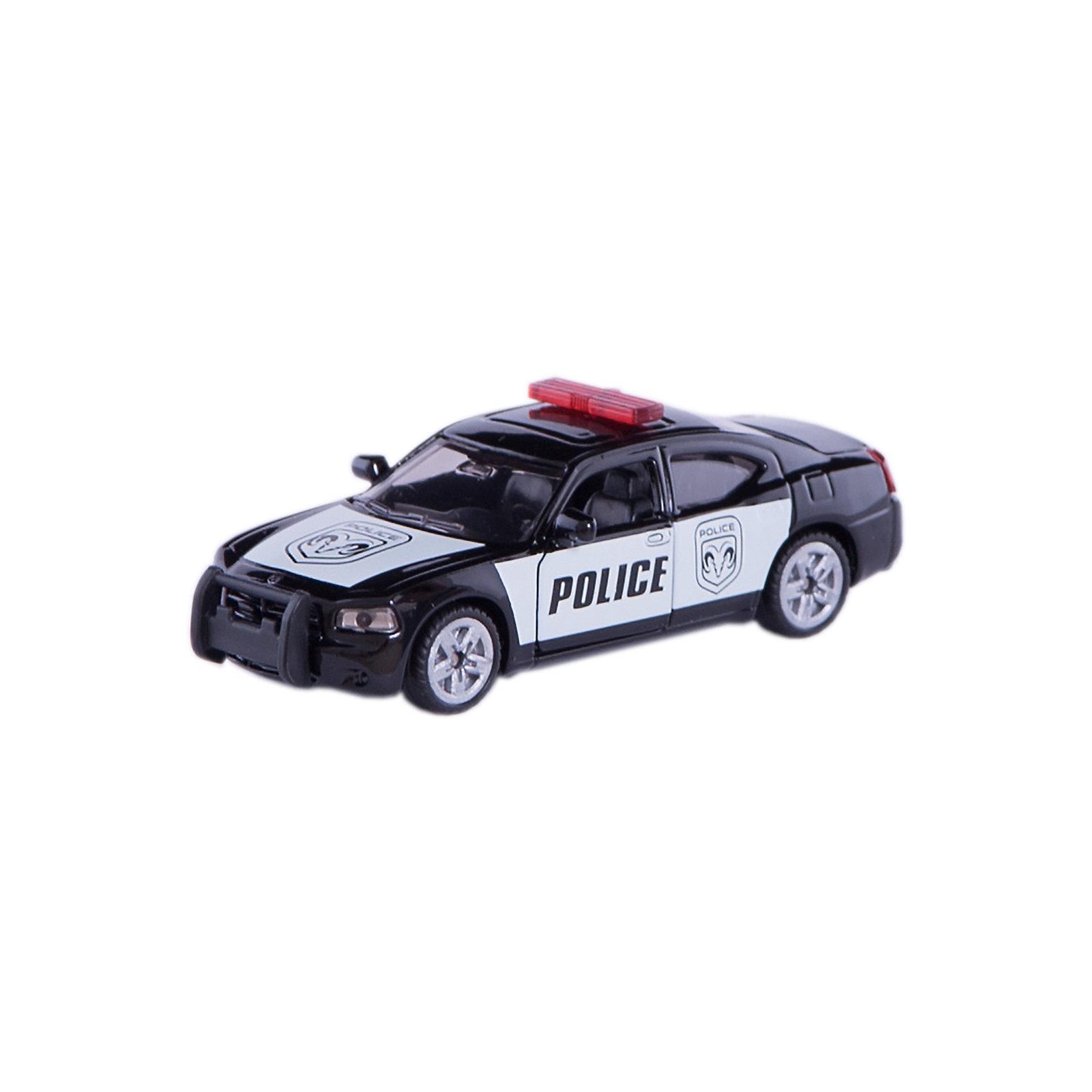 SIKU 1404 Полицейская машинаМашинки<br>Полицейская машина 1404, Siku, станет замечательным подарком для автолюбителей всех возрастов. Модель представляет из себя реалистичную копию полицейского автомобиля и отличается высокой степенью детализации и тщательной проработкой всех элементов. Машина оснащена прозрачными лобовыми стеклами, в салоне можно увидеть сиденья и руль, передние двери открываются, на крыше установлен проблесковый маячок. Машинку можно катать благодаря подвижным колесам. Корпус модели выполнен из металла, детали изготовлены из ударопрочной пластмассы.<br><br>Дополнительная информация:<br><br>- Материал: металл, пластик.<br>- Масштаб: 1:55.<br>- Размер: 8,8 x 4 x 3 см.<br>- Размер упаковки: 10 х 8 х 4 см.<br>- Вес: 68 гр. <br><br> 1404 Полицейскую машину, Siku, можно купить в нашем интернет-магазине.<br><br>Ширина мм: 96<br>Глубина мм: 78<br>Высота мм: 38<br>Вес г: 74<br>Возраст от месяцев: 36<br>Возраст до месяцев: 96<br>Пол: Мужской<br>Возраст: Детский<br>SKU: 1999728