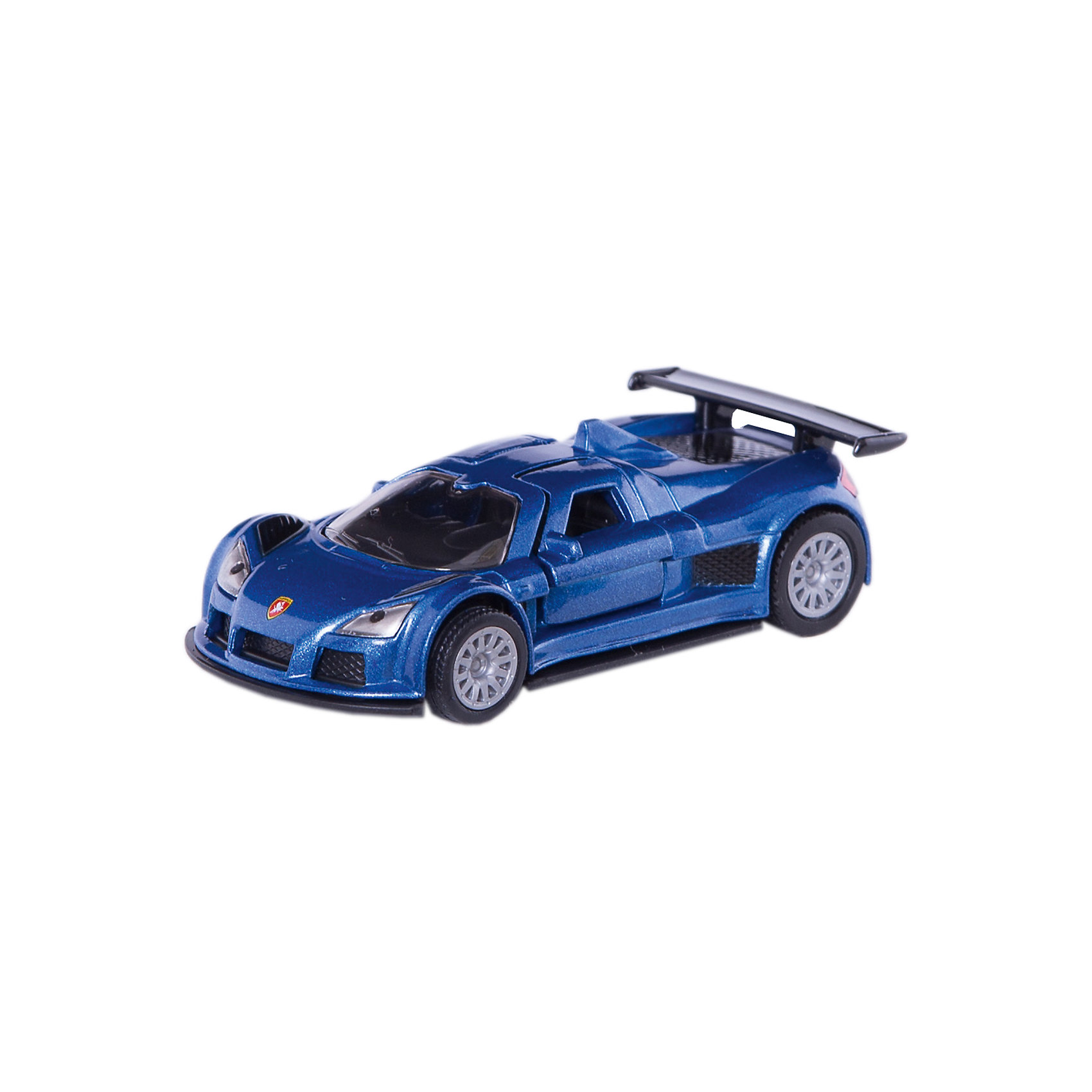 SIKU SIKU 1444 Gumpert Apollo автомобиль siku бугатти eb 16 4 1 55 красный 1305
