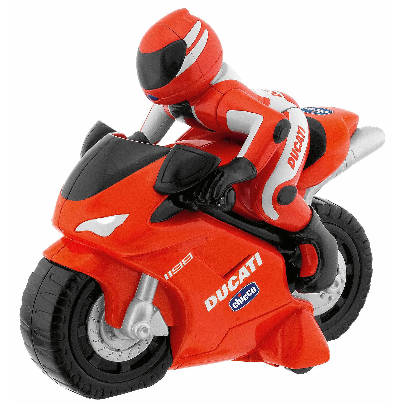 "CHICCO Турбо-мотоцикл ""Ducati 1198rc"", Chicco"