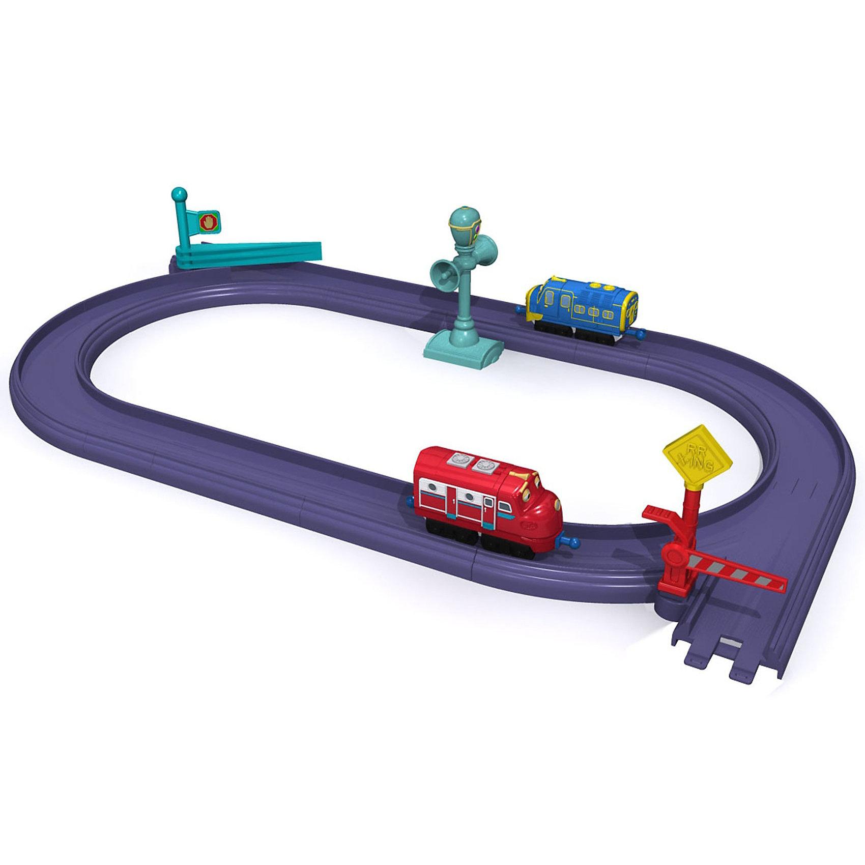 Железная дорога с двумя паровозиками, Чаггингтон