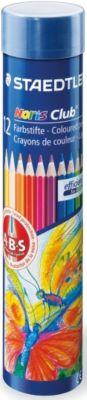 Staedtler Цветные карандаши Noris Club, 12 цв.