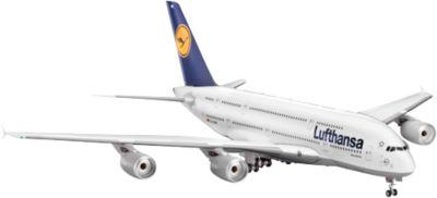 Revell Самолёт Аэробус A380 Lufthansa (1/144)