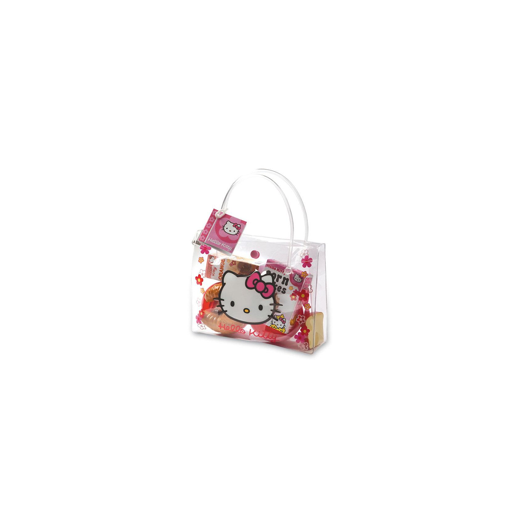 Smoby Набор для завтрака в сумочке Hello Kitty от myToys
