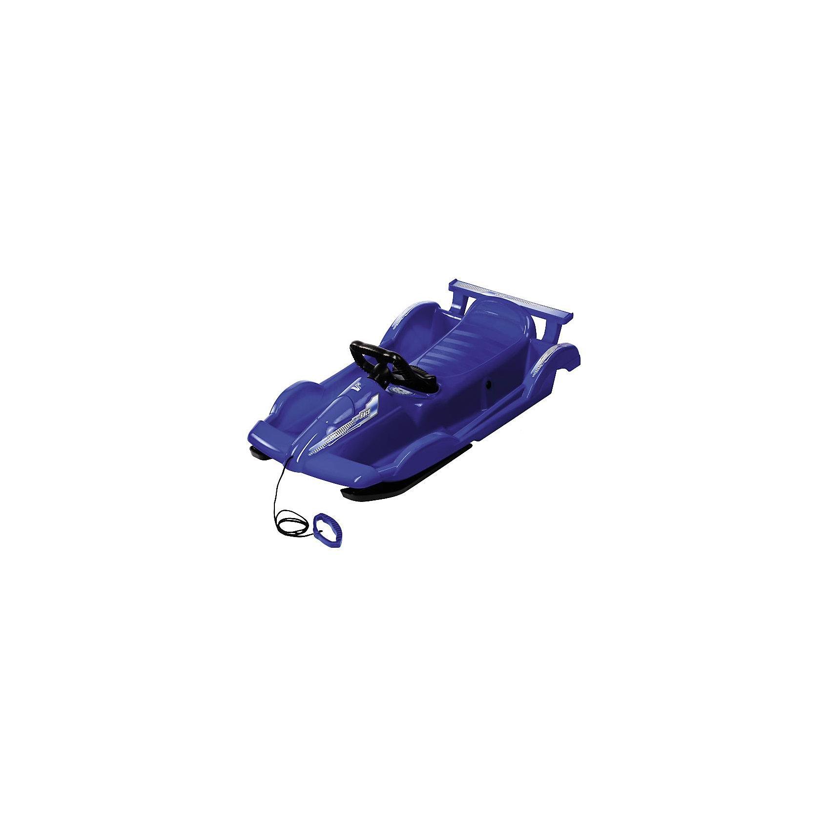 Санки AlpenRace, AlpenGaudi, синие