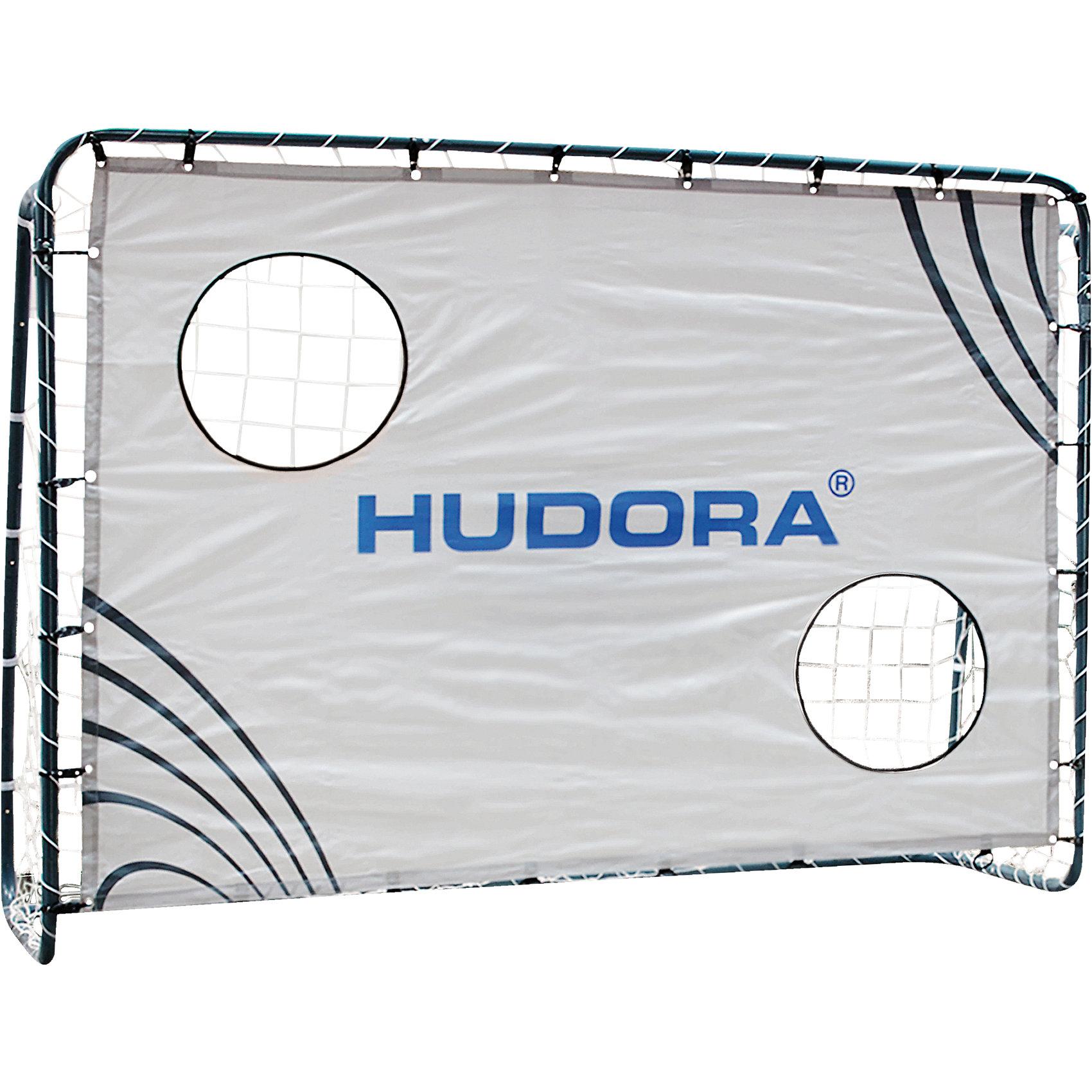 Hudora Футбольные ворота Soccergoal Freekick, HUDORA спортивные игровые наборы hudora спортивный игровой набор