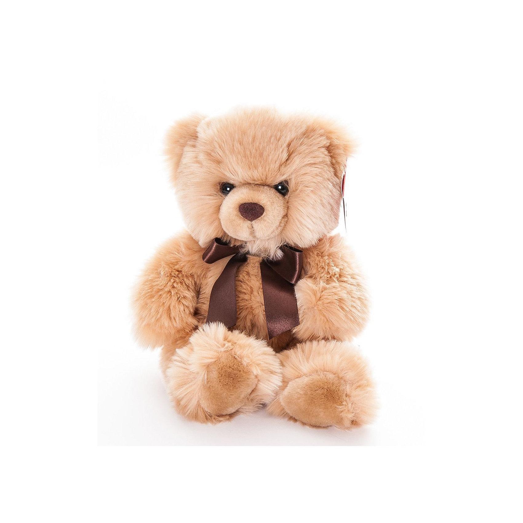 AURORA AURORA Мягкая игрушка Медведь, 30 см aurora медведь медовый с бантом 69см 30 249