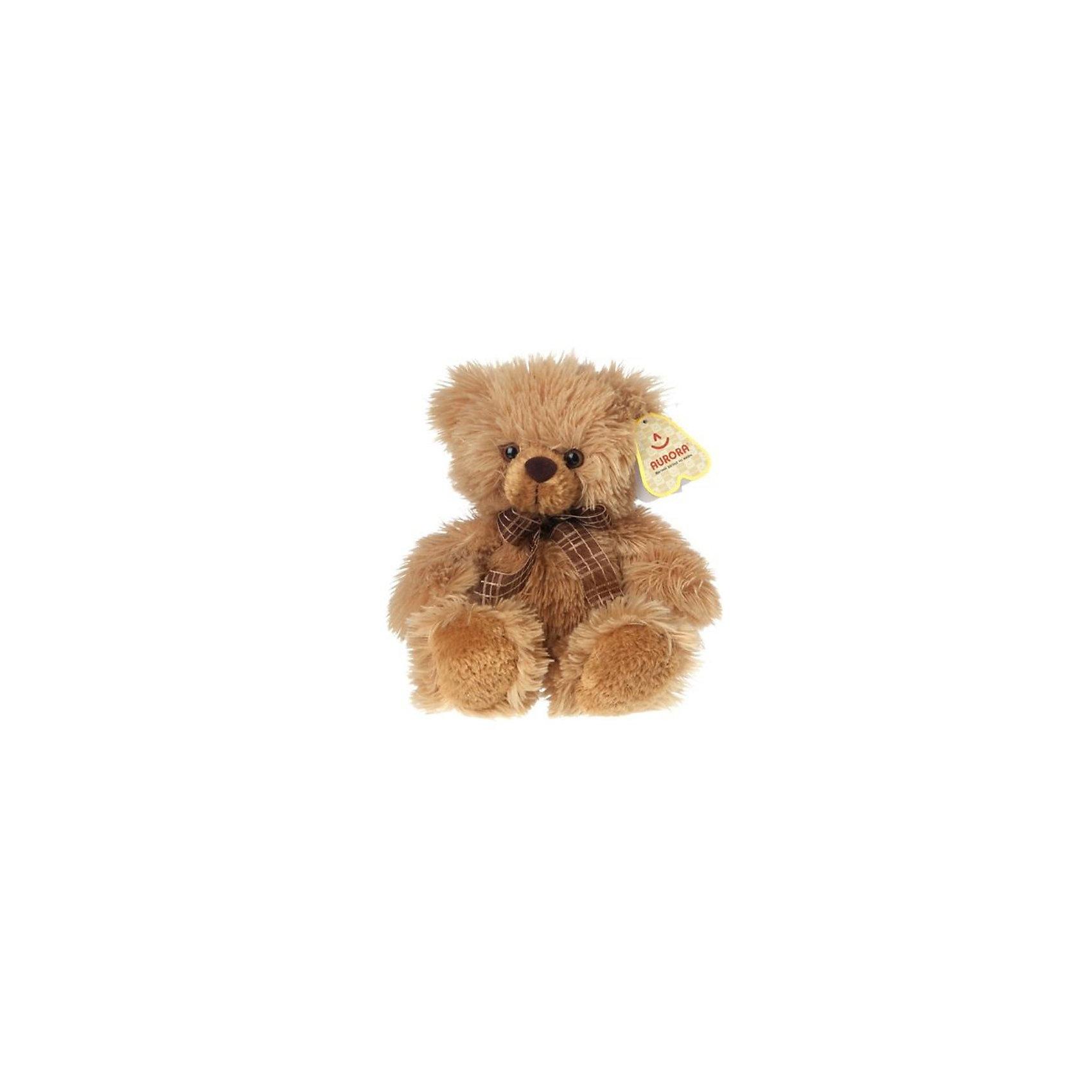 AURORA AURORA Мягкая игрушка Медведь, 46 см aurora мягкая игрушка тигр 28 см