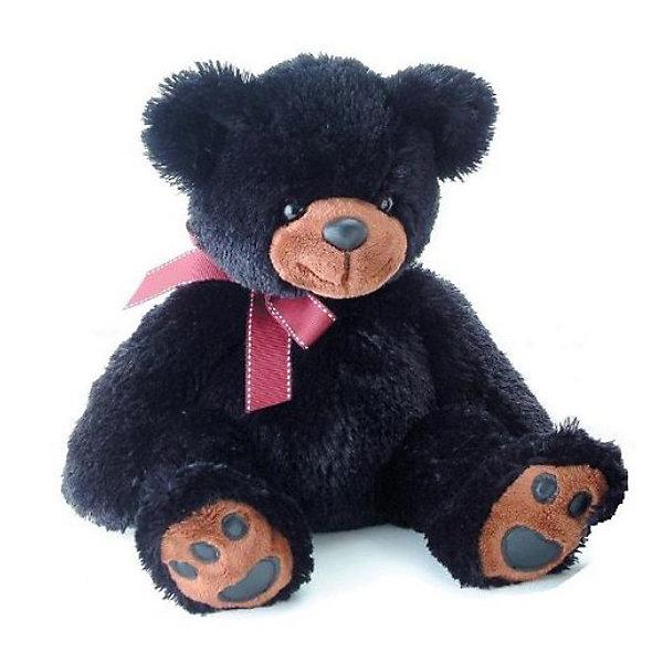 AURORA Мягкая игрушка  Медведь (чёрный), 70 смБольшие мягкие игрушки<br>Плюшевый мишка с розовым бантом. <br><br>Игрушка изготовлена из экологически чистых материалов: высококачественного плюшa и гипoaллepгeнного cинтепoна. Не деформируется и не теряет внешний вид при машинной стирке.<br><br>Дополнительная информация:<br><br>Высота медведя: 70 см.<br><br>Ширина мм: 250<br>Глубина мм: 210<br>Высота мм: 500<br>Вес г: 1355<br>Возраст от месяцев: 24<br>Возраст до месяцев: 120<br>Пол: Унисекс<br>Возраст: Детский<br>SKU: 2147580