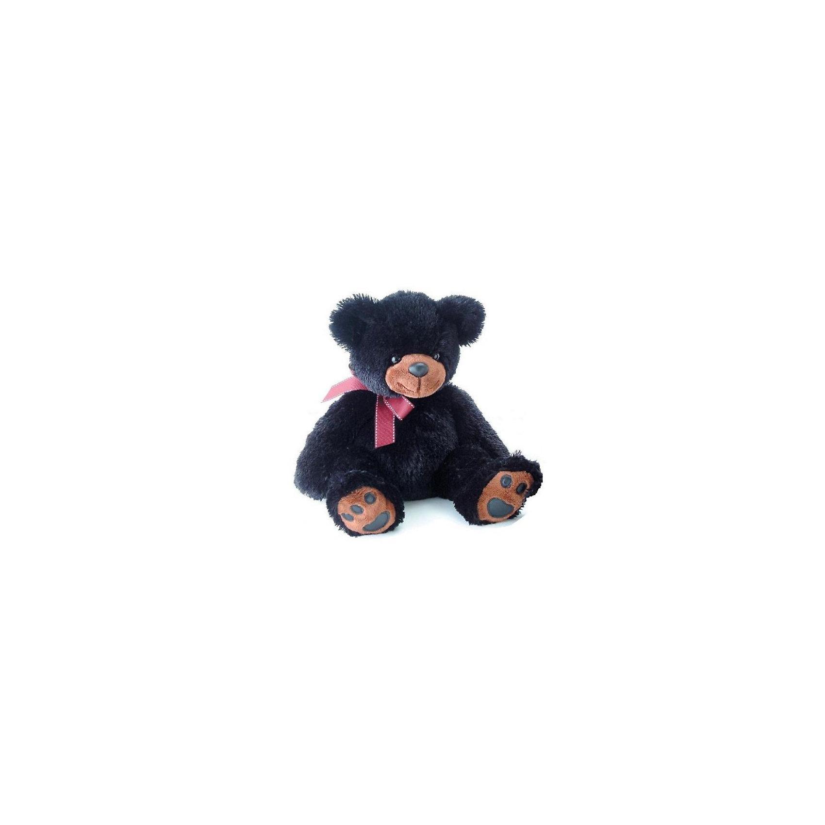AURORA Мягкая игрушка  Медведь (чёрный), 70 смМягкие игрушки от 50 см<br>Плюшевый мишка с розовым бантом. <br><br>Игрушка изготовлена из экологически чистых материалов: высококачественного плюшa и гипoaллepгeнного cинтепoна. Не деформируется и не теряет внешний вид при машинной стирке.<br><br>Дополнительная информация:<br><br>Высота медведя: 70 см.<br><br>Ширина мм: 250<br>Глубина мм: 210<br>Высота мм: 500<br>Вес г: 1355<br>Возраст от месяцев: 24<br>Возраст до месяцев: 120<br>Пол: Унисекс<br>Возраст: Детский<br>SKU: 2147580