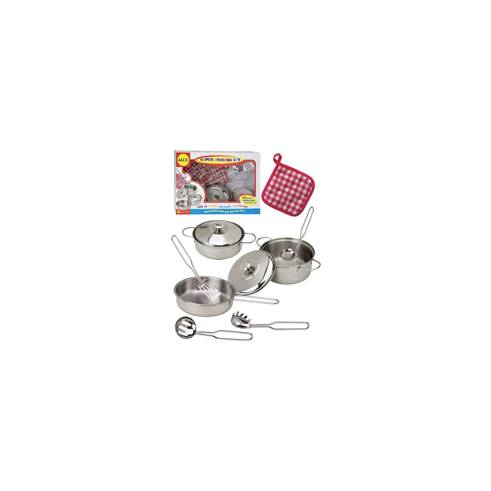 ALEX ALEX 603N Набор нержавеющей посуды