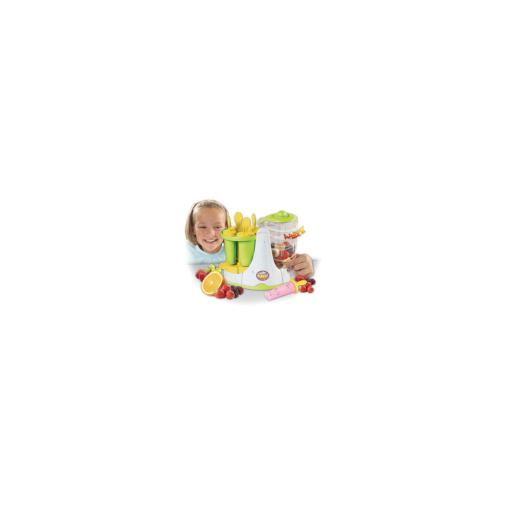 Фабрика десертов, Lets cookИдеи подарков<br>Фабрика по изготовлению десертов от Lets cook. <br><br>Готовим сами - едим с друзьями! Фабрика десертов - готовить просто и безопасно! 10 рецептов из натуральных продуктов и подробная инструкция на русском языке. Вы сможете приготовить мороженое, фруктовый лед, коктейли, используя настоящие продукты - все своими руками, без химических добавок и консервантов! <br><br>В набор входит:<br>- емкость для взбивания с предохраняющей решеткой; <br>- емкость для смешивания коктейля (с несъемной предохраняющей решеткой);<br>- основной блок; <br>- формочка для мороженого с четырьмя секциями;<br>- палочки для мороженого (4 шт.); <br>- палочка для перемешивания коктейля. <br><br>Дополнительная информация:<br><br>- Работает от 4х батареек типа С (1,5V) (в комплект не входят). <br>- Внимательно прочтите инструкцию.  <br>- Дети должны готовить под присмотром взрослых. <br>- Размеры упаковки: 30 х 20 х 19 см.<br><br>Фабрику десертов, Lets cook можно купить в нашем интернет - магазине.<br><br>Ширина мм: 300<br>Глубина мм: 190<br>Высота мм: 200<br>Вес г: 1275<br>Возраст от месяцев: 60<br>Возраст до месяцев: 144<br>Пол: Женский<br>Возраст: Детский<br>SKU: 2148605