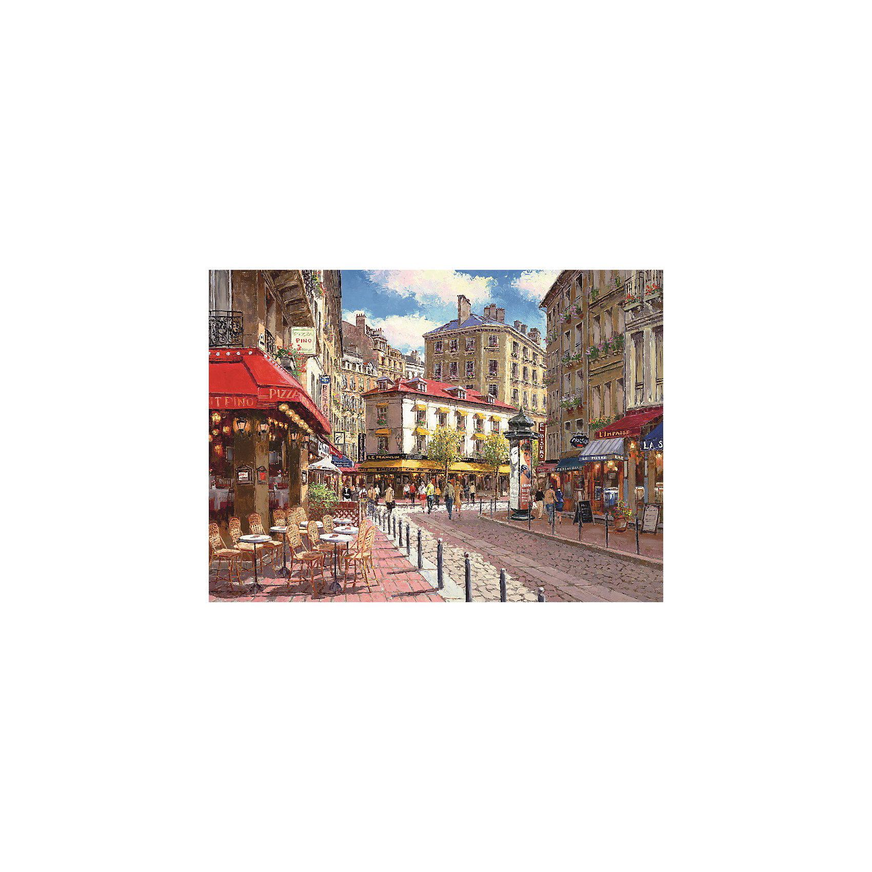 Ravensburger Пазл «Кафе в старом городе» 500 деталей, Ravensburger купить kafe bar v nikolaeve