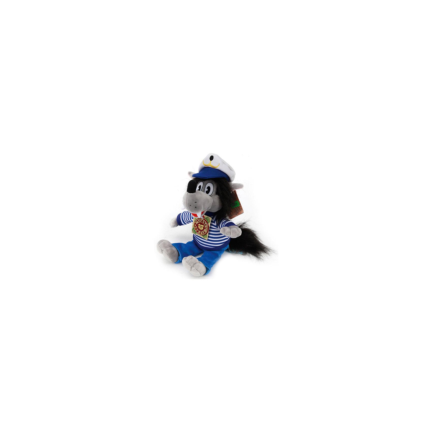Волк из м/ф Ну, Погоди!, 25 см, МУЛЬТИ-ПУЛЬТИМягкая игрушка Волк от марки МУЛЬТИ-ПУЛЬТИ<br><br>Размер игрушки очень удобный - 25 сантиметров, её удобно брать с собой в поездки и на прогулку. Сделан волк из качественных и безопасных для ребенка материалов, которые еще и приятны на ощупь. <br><br>Отличительные особенности игрушки:<br><br>- материал: текстиль, пластик;<br>- высота: 25 см.<br><br>Мягкую игрушку Волк от марки МУЛЬТИ-ПУЛЬТИ можно купить в нашем магазине.<br><br>Ширина мм: 150<br>Глубина мм: 250<br>Высота мм: 400<br>Вес г: 330<br>Возраст от месяцев: 12<br>Возраст до месяцев: 72<br>Пол: Унисекс<br>Возраст: Детский<br>SKU: 2149128