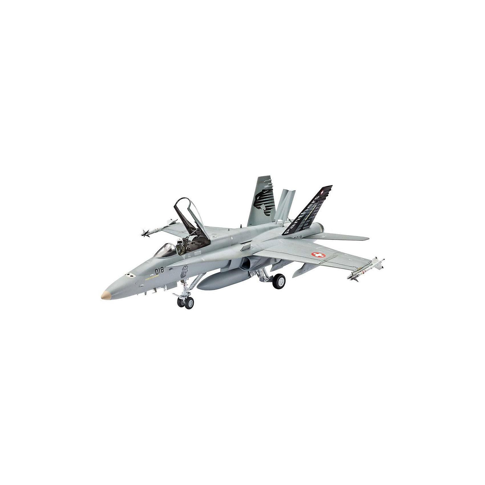 Самолет F/A-18D Hornet Wild WeaselМодели для склеивания<br>Масштаб: 1:144; <br><br>Количество деталей: 52 шт.; <br><br>Длина модели: 117 мм.; <br><br>Размах крыльев: 86 мм; <br><br>Подойдет для детей старше 10-и лет. <br><br>Модель самолета F-A-18D Hornet Wild Weasel является уменьшенной копией одноименного истребителя, впервые выпущенного в США  в 1987 году. <br><br>Технические характеристики настоящего самолета:  <br><br>Мощность двигателя: 2х79000 N; <br><br>Максимальная скорость 2517 км/ч. <br><br>ВНИМАНИЕ: Клей, краски и кисточки продаются отдельно.<br><br>Ширина мм: 207<br>Глубина мм: 132<br>Высота мм: 34<br>Вес г: 238<br>Возраст от месяцев: 144<br>Возраст до месяцев: 1188<br>Пол: Мужской<br>Возраст: Детский<br>SKU: 2149872