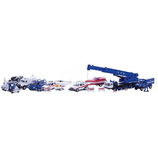 Welly Набор машин Скорая помощь 20 штукМашинки<br>Характеристики набора машин Скорая помощь:<br><br>-возраст: от 3 лет<br>-пол: для мальчиков<br>-размеры упаковки (дхвхш):  53*35*8 см<br><br>Замечательно выполненные коллекционные модели порадуют и детей, и взрослых. В набор входят 20 элементов: 8 машин,1 катер, 1 вертолет, 2 человечка и дорожные знаки. Размер машин 8-28 см.<br><br>Набор машин Скорая помощь из 20 штук торговой марки Welly можно купить в нашем интернет-магазине.<br>Ширина мм: 530; Глубина мм: 350; Высота мм: 80; Вес г: 2023; Возраст от месяцев: 84; Возраст до месяцев: 1188; Пол: Мужской; Возраст: Детский; SKU: 2150022;